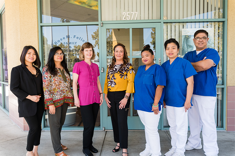 About Us - Rose M. Feliciano DMD, San Jose Dentist